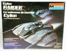Battlestar Galactica - Monogram - Cylon Raider