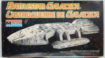 Battlestar Galactica - Monogram - Galactica Spece Ship