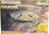 Battlestar Galactica - Revell - Cylon Base Star