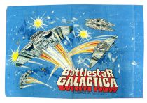 Battlestar Galactica - Set of child sheets (Perma-Prest 1978)