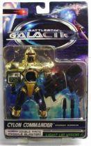 Battlestar Galactica - Trendmasters - Cylon Commander