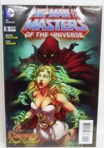 BD - DC Entertainment - Masters of the Universe #5 (2013 series)