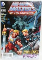 BD - DC Entertainment - Masters of the Universe #6 (2013 series)