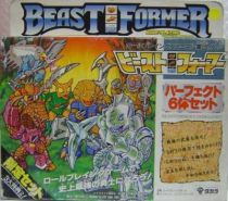 Beastformers (Battle Beasts) - Perfect Six Gift-set