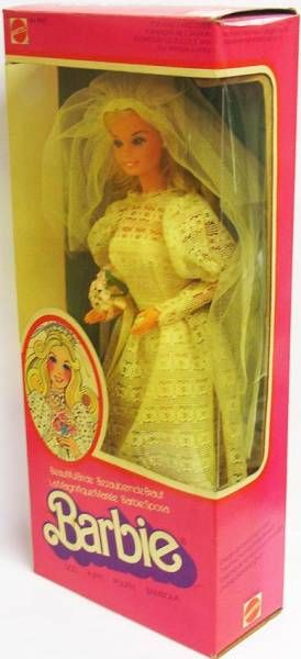 Beautiful Bride Barbie - Mattel 1976 (ref.9907)