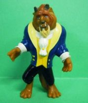 Beauty and the Beast - Disney PVC figure - the Beast (unpainted face)