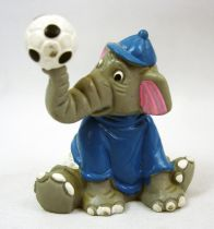 Bedknobs and Broomstick - Bully pvc figure - Dribble Boys Emil Elephant