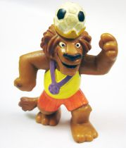 Bedknobs and Broomstick - Bully pvc figure - Dribble Boys King Leonidas Lion