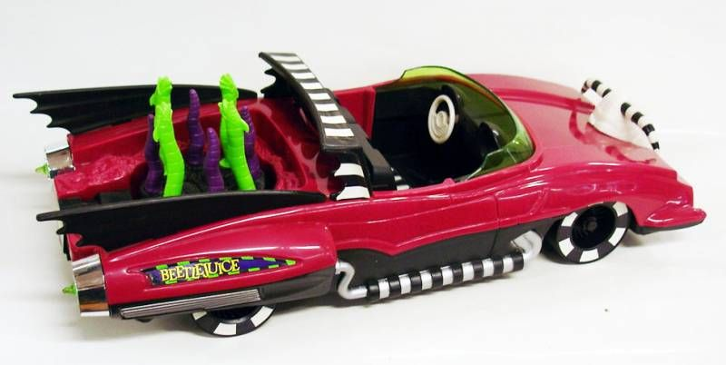 Beetlejuice - Kenner - Creepy Cruiser