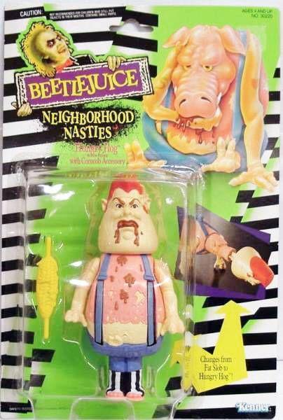 Beetlejuice - Kenner - Hungry Hog