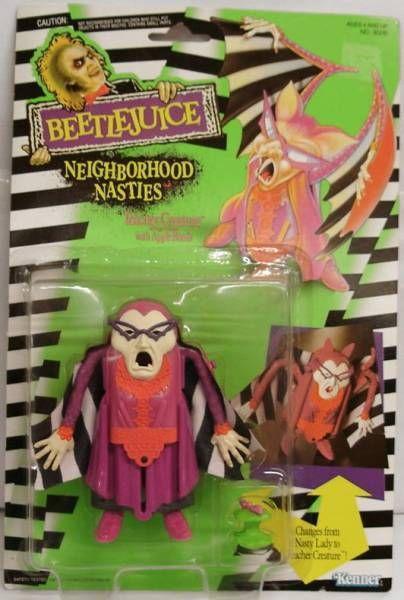 Beetlejuice - Kenner - Teacher Creature