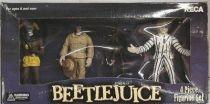 Beetlejuice - NECA - pvc figures 4-pack