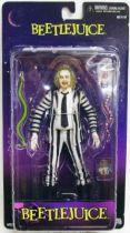 Beetlejuice (Striped suit) - NECA Cult Classics Icons