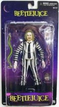 Beetlejuice (Striped suit) - NECA Cult Classics Icons