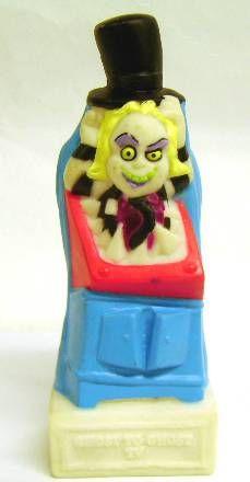 Beetlejuice The Series - \'\'Ghost to Ghost TV\'\' plastic figure