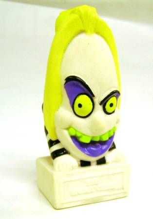 Beetlejuice The Series - \'\'The Uneasy Chair\'\' plastic figure