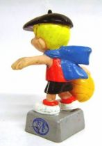 Benoit Brisefer PVC Figure Muco Sportivo - basketor Benoit