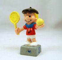 Benoit Brisefer PVC Figure Muco Sportivo - Tennisman Benoit