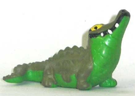 Bernard & Bianca - Heimo PVC figure - Neron the crocodile