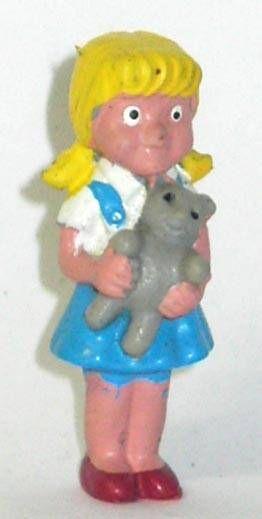 Bernard & Bianca - Heimo PVC figure - Penny