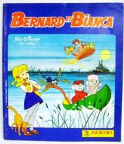 Bernard & Bianca - Panini Stickers collector book