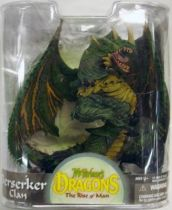 Berserker Water Clan Dragon (series 8)