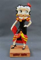 Betty Boop Danseuse de Flamenco - Figurine Résine M6 Interactions