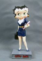 Betty Boop Femme d\'affaires - Figurine Résine M6 Interactions