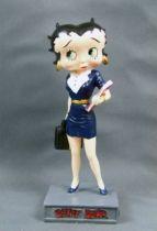 Betty Boop Femme d\'affaires - Figurine Résine M6 Interactions