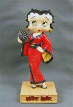 Betty Boop Geisha - Figurine Résine M6 Interactions
