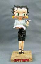 Betty Boop Institutrice - Figurine Résine M6 Interactions
