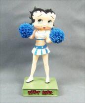 Betty Boop PomPom Girl - Figurine Résine M6 Interactions
