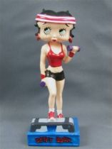 Betty Boop Prof de Fitness- Figurine Résine M6 Interactions