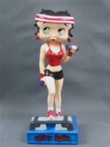 Betty Boop Prof de Fitness- Figurine Résine M6 Interactions