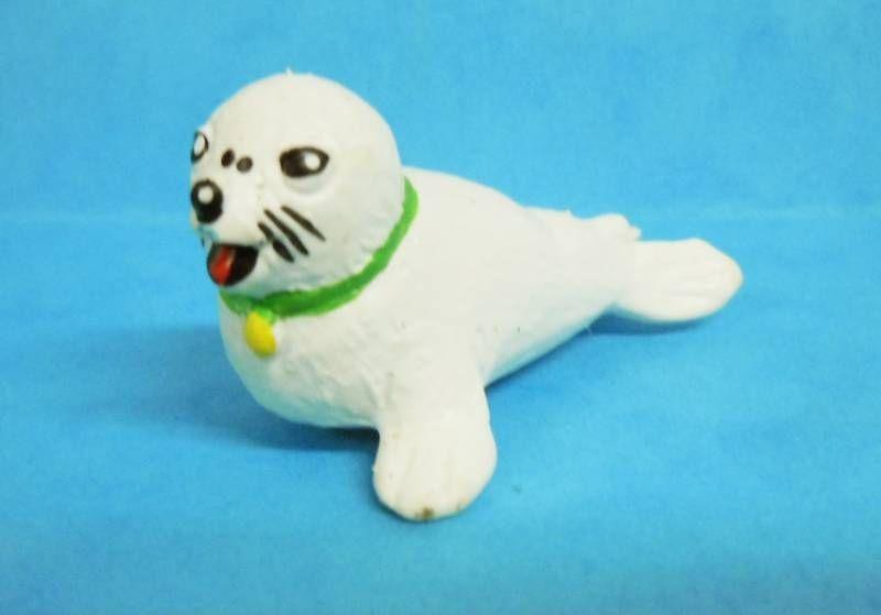 Bibifoc  - Bibifoc - Schleich pvc Figure (green collar)