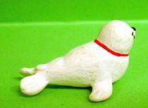 Bibifoc  - Bibifoc (red collar) - Schleich pvc Figure