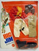 Big Jim - Adventure series - Argentine Gaucho Action set (ref.7399)