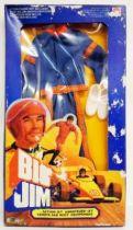 Big Jim - Adventure series - Blue and Orange sport outfit (ref.8211)