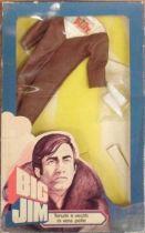 Big Jim - Adventure series - Brown leather pilot outfit (ref.XXXX)