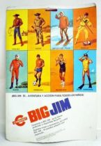 Big Jim - Adventure series - Cow Boy outfit (ref.8860) Congost