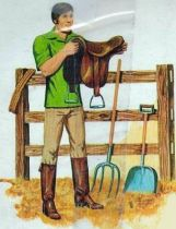 Big Jim - Adventure series - Equestrian Adventure Gear (ref.9922)