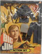 Big Jim - Adventure series - Fireman action set (ref.9487)