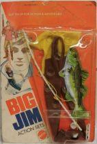 Big Jim - Adventure series - Fisherman Action set (ref.7392)