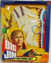 Big Jim - Adventure series - Indian Chief Action set (ref.7397)