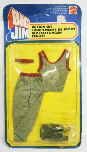 Big Jim - Adventure series - Mercenary outfit (ref.7153-0710)