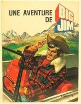 Big Jim - Large Story book - Une aventure de Big Jim