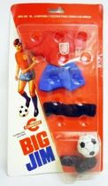 Big Jim - Sport series - Soccer outfit (ref.7304) Congost