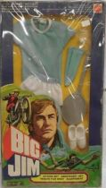 Big Jim - Sport series - Tennis Action set (ref.2908)