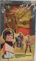 Big Jim - Spy series - Headquarters Guard outfit (ref.7148)