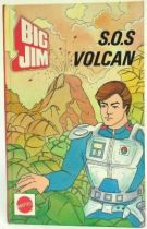Big Jim - Story book - SOS Volcan